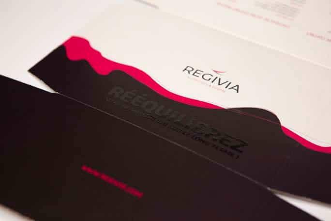 """Photo illustrant la finition """"vernissage"""" pour Dailypack, fabricant d'emballage personnalisé"""